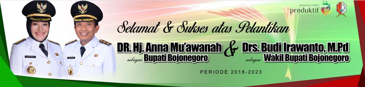 Selamat Datang,<BR>Bagian Pembangunan Sekda Kab. Bojonegoro